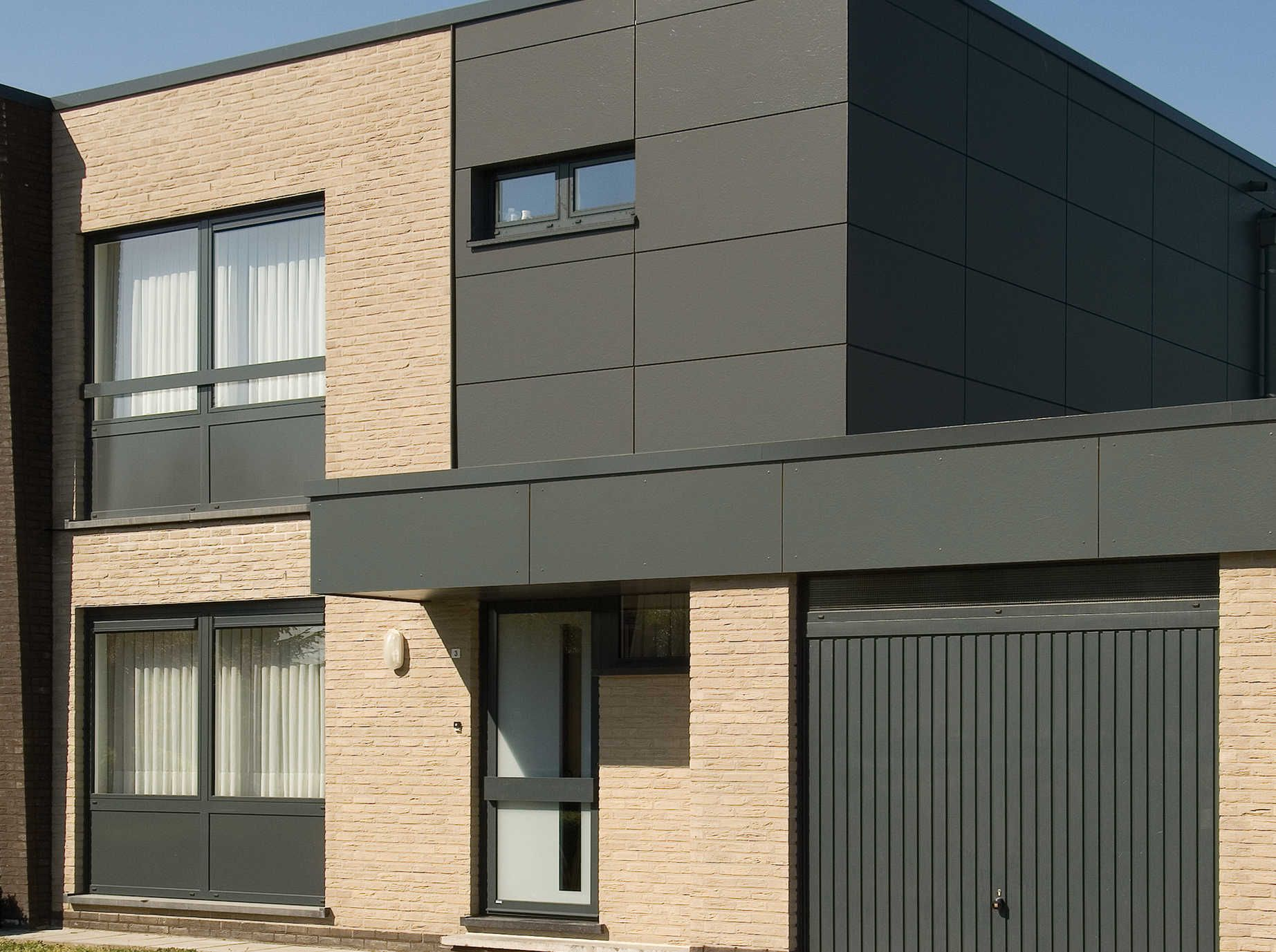 Trespa Google Search Fassade Haus Fassade Haus Architektur