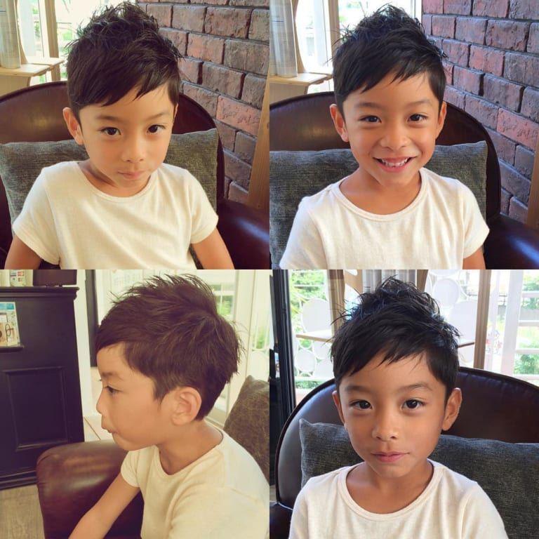 男の子のかっこいい髪型46選 おしゃれな切り方やアレンジ方法をご紹介