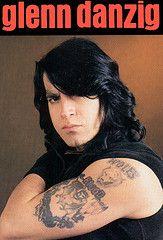 postcard - Danzig - Glenn Danzig - tattoos - DZGDATWB9 by Rev. Xanatos Satanicos Bombasticos (ClintJCL) #EasyPin