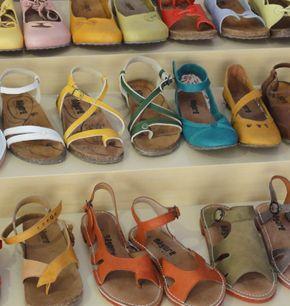 Zapatos Nagore de materiales sostenibles y hechos artesanalmente