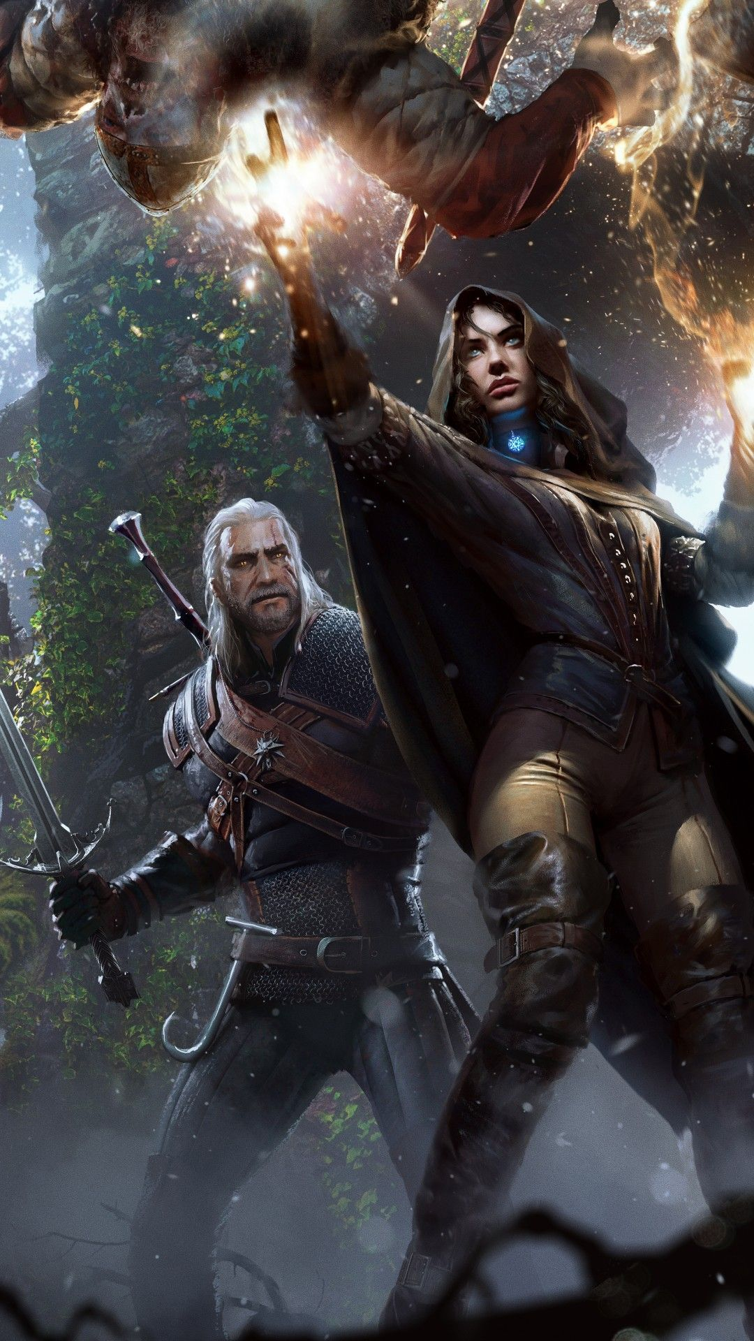 The Witcher 3 Hd Wallpaper Hupages Download Iphone Wallpapers The Witcher Wild Hunt The Witcher The Witcher 3