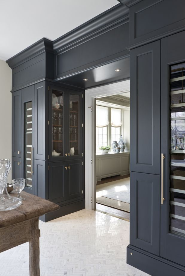 an unused room transforms into the ultimate party prep space kitchens pinterest butler. Black Bedroom Furniture Sets. Home Design Ideas