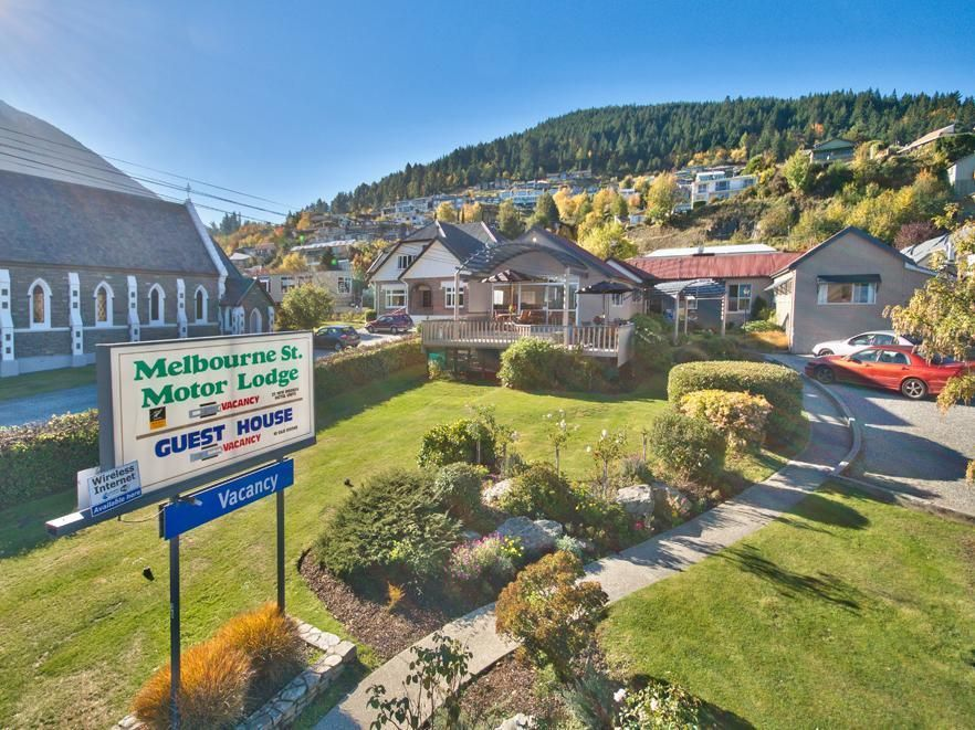 Queenstown Melbourne Lodge Bed and Breakfast New Zealand