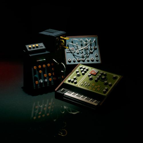 Moog Acid by Dan McPharlin, via Flickr
