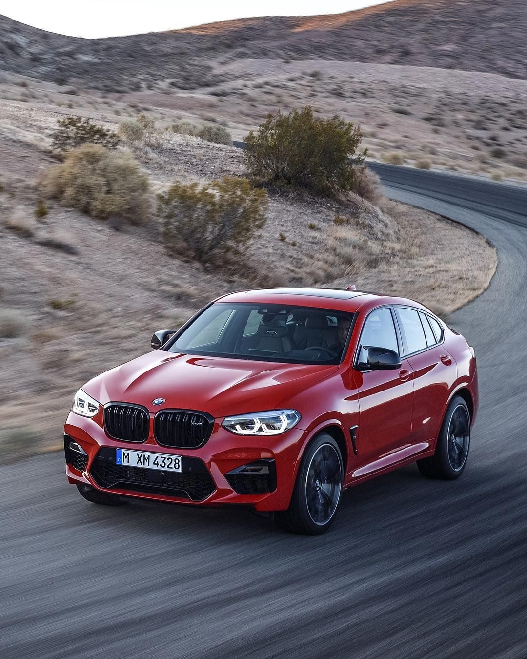 Bmw Revealed The 2020 X4 M And For The First Time On Any Of Bmw S
