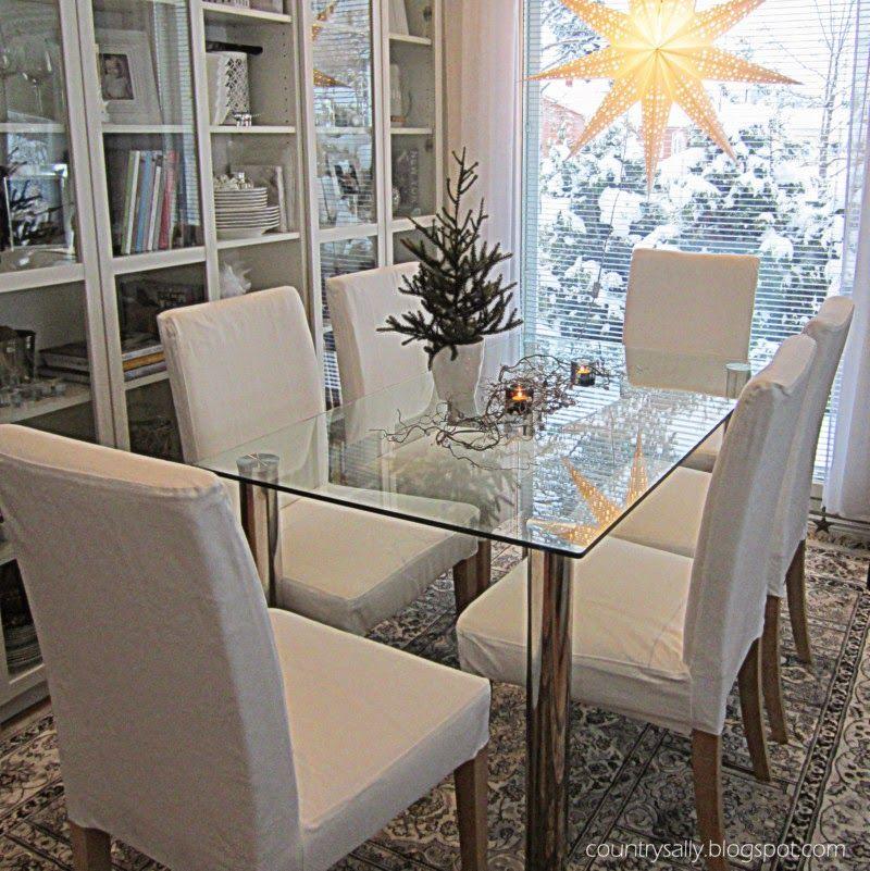simple details ikea henriksdal chair dining room pinterest
