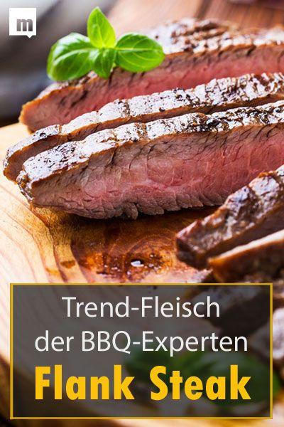 Photo of Flank Steak: Trend-Fleisch der BBQ-Experten