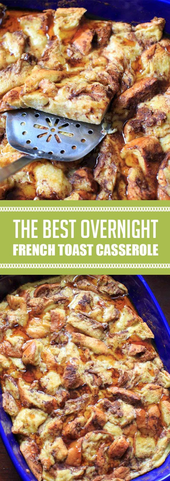 67 reviews The Best Overnight French Toast Casserole  Overnigh