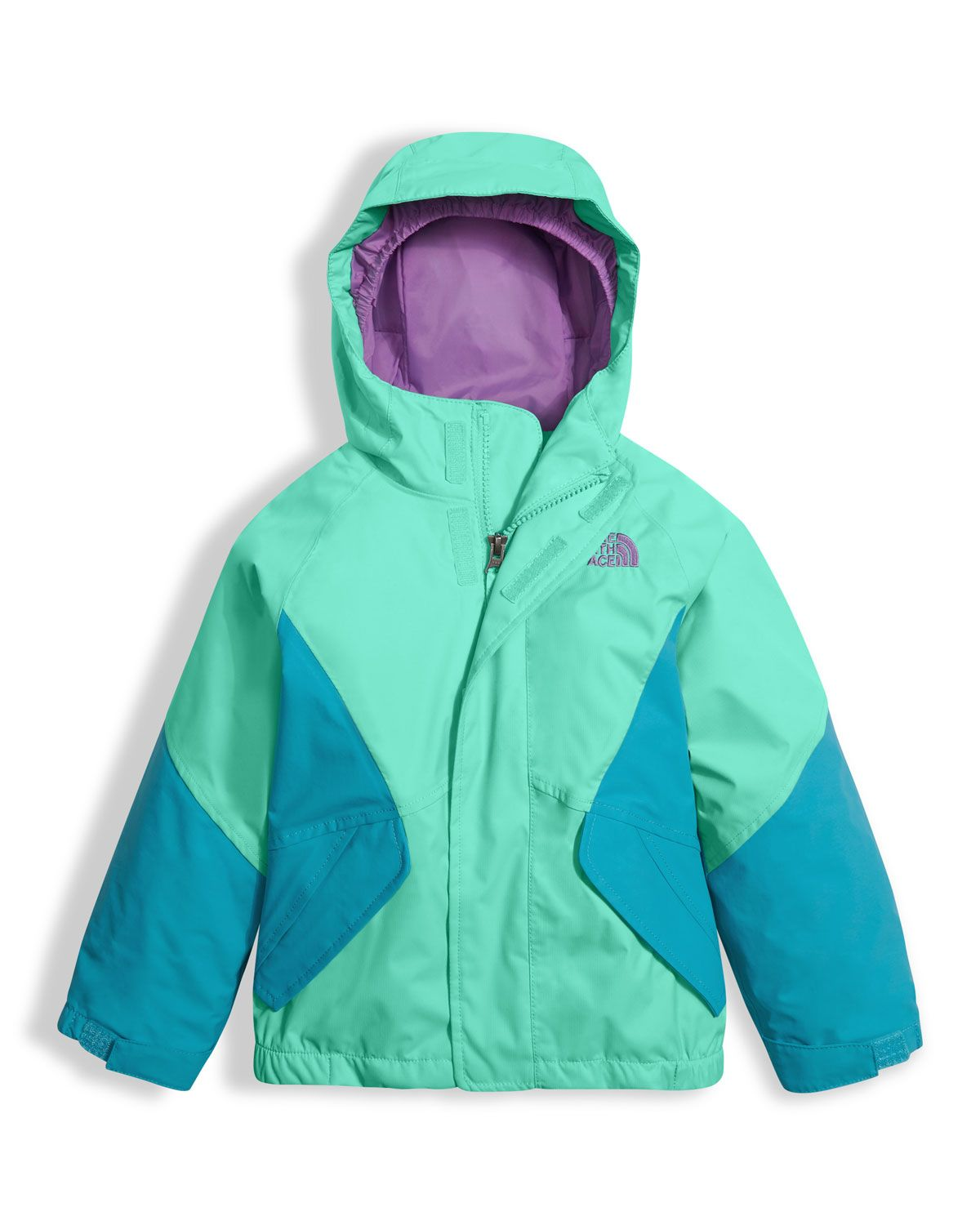 The North Face Girls Kira Triclimate Waterproof Jacket Green Size 2 4t Thenorthface Cloth Triclimate Jacket North Face Girls Waterproof Jacket [ 1500 x 1200 Pixel ]