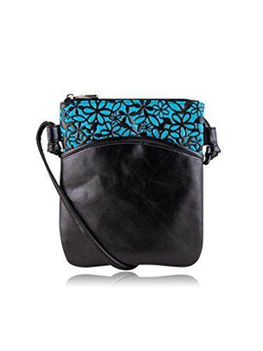 Espe Desiree Mini Cross Body Handbag Blue