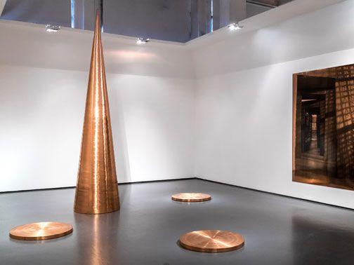 Trame – Le forme del rame tra arte contemporanea, design, tecnologia e architettura Triennale di Milano 16 Settembre. 9 Novembre 2014