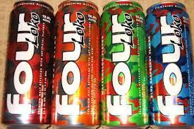 who loves four lokos?? not very much alcohol but it gets you buzzin