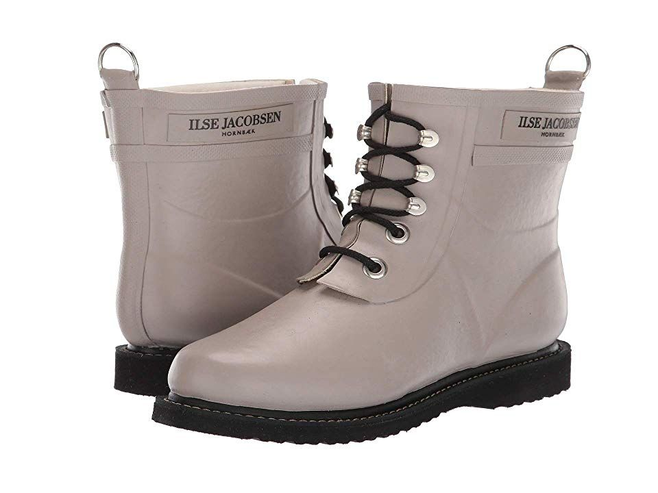 Ilse Jacobsen RUB2 Red Womens Boots