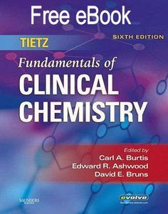 Pin by on pinterest clinical a condensed student friendly version of tietz textbook of clinical chemistry this text uses a laboratory perspective to provide you with t fandeluxe Gallery