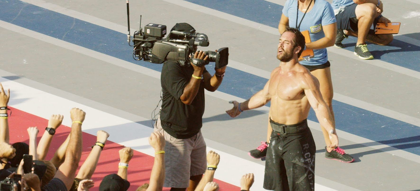 Rich Froning 2014 CrossFit Games Champion Rich froning