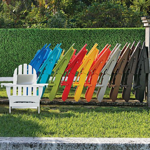 polywood folding adirondack chair pinterest polywood adirondack