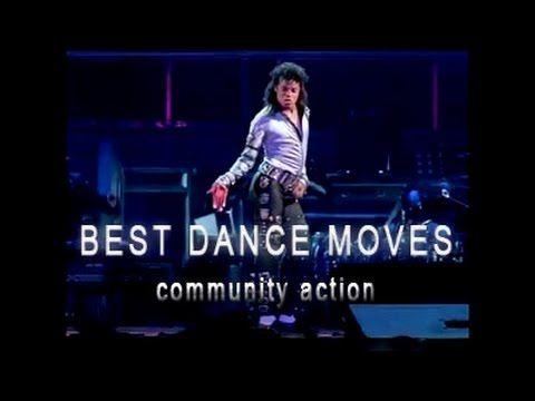 BEST DANCE MOVES - Michael Jackson