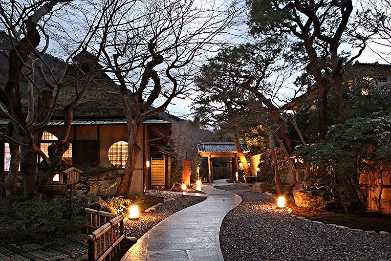Suiran A Luxury Collection Hotel In Kyoto An Photo Credit Starwood Hotels