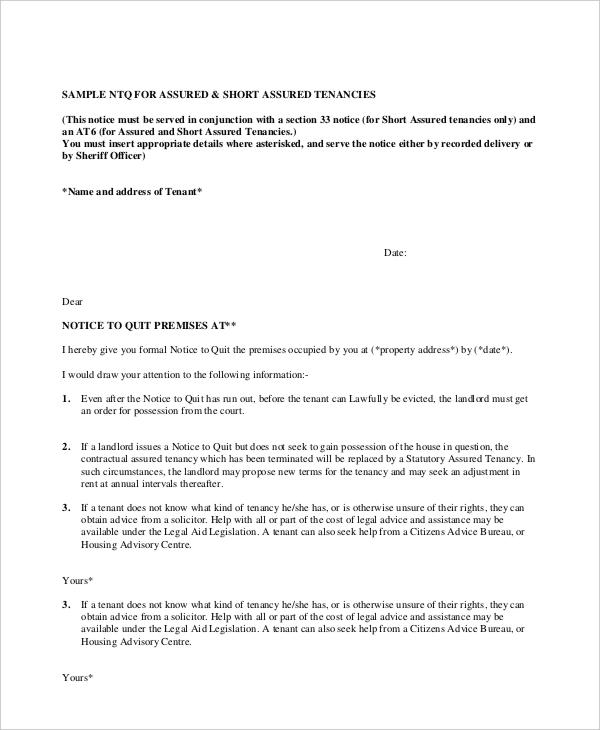 20+ Sample Notice Letter Templates Lettering, Letter