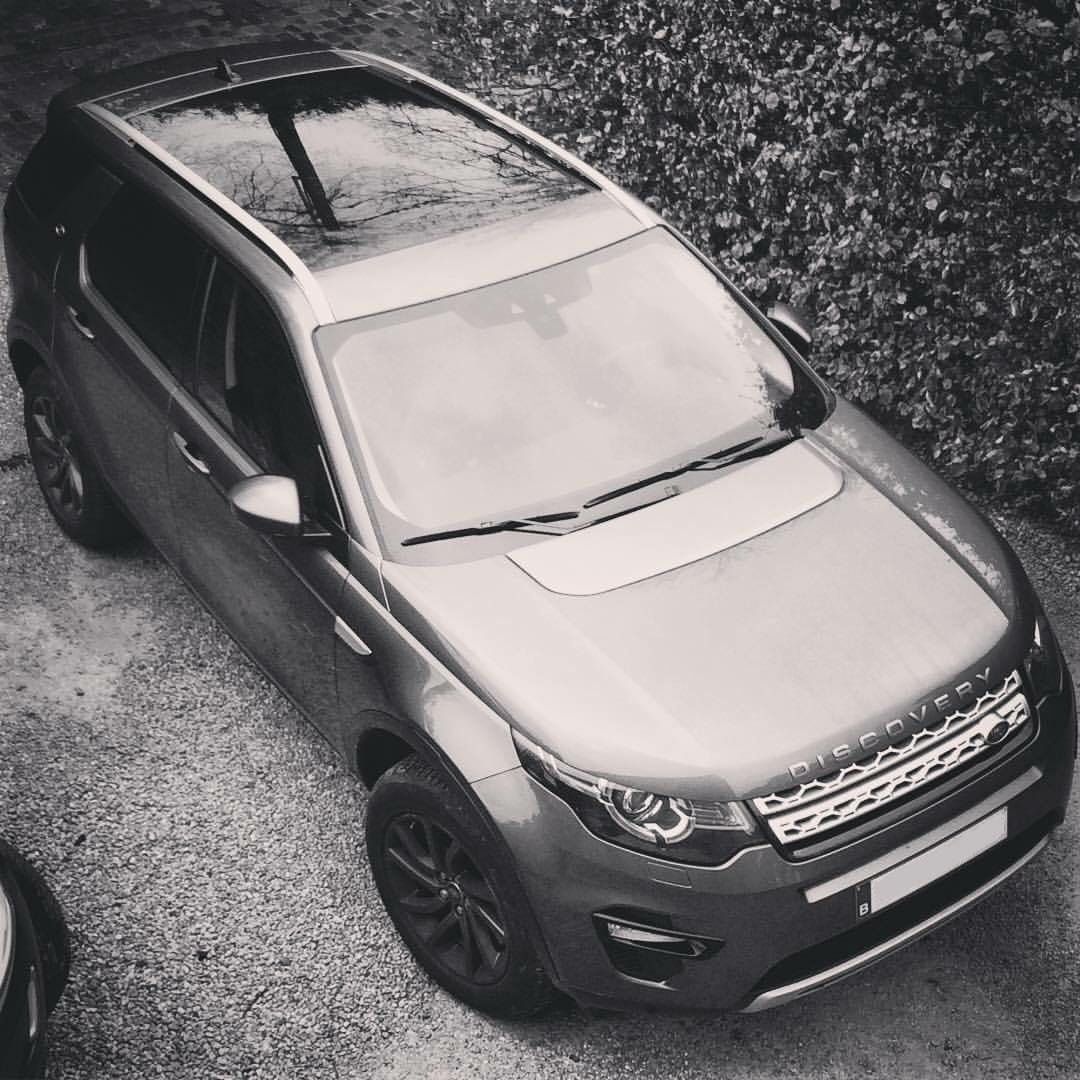 Land Rover Discovery Sport 2016 180cv Ingenium HSE Voiture