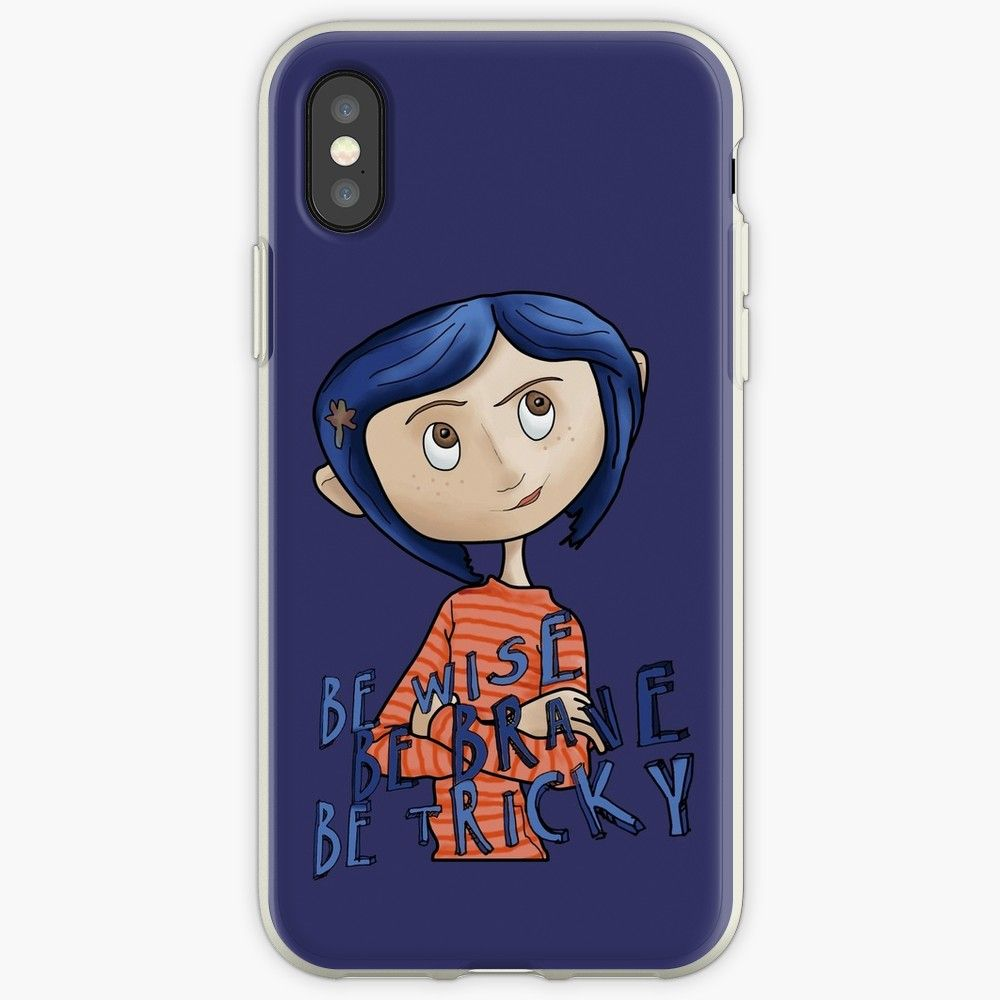 Coraline Iphone Case By Portugalthegirl In 2020 Coraline Doll Coraline Coraline Aesthetic