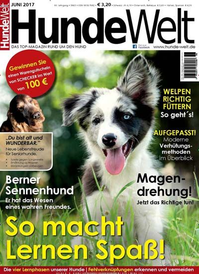 Hundewelt epaper Einzelheft Hunde, Welt und Zeitschriften