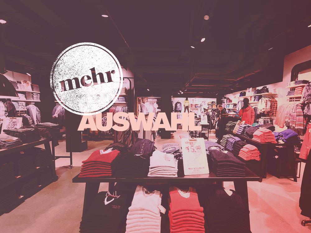 Der neue Shop von Garcia bietet noch MEHR für Denim-Liebhaber und Liebhaberinnen in den designer outlets Wolfsburg.