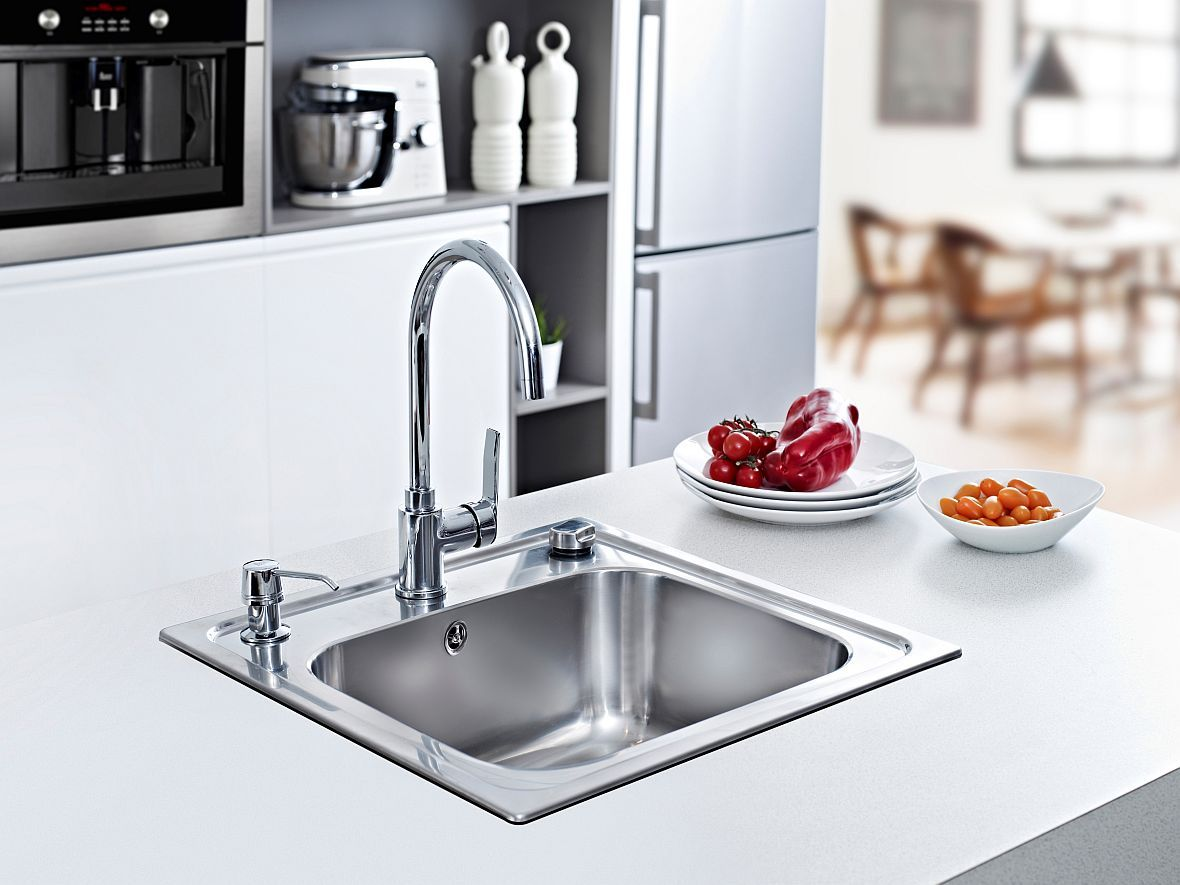 Teka Eline Stainless Steel Sinks Sink Kitchen Sink