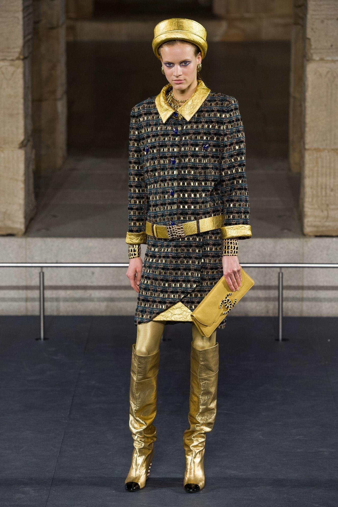 Chanel Pre iFalli iWinteri 2020 i2020i Fashion Chanel
