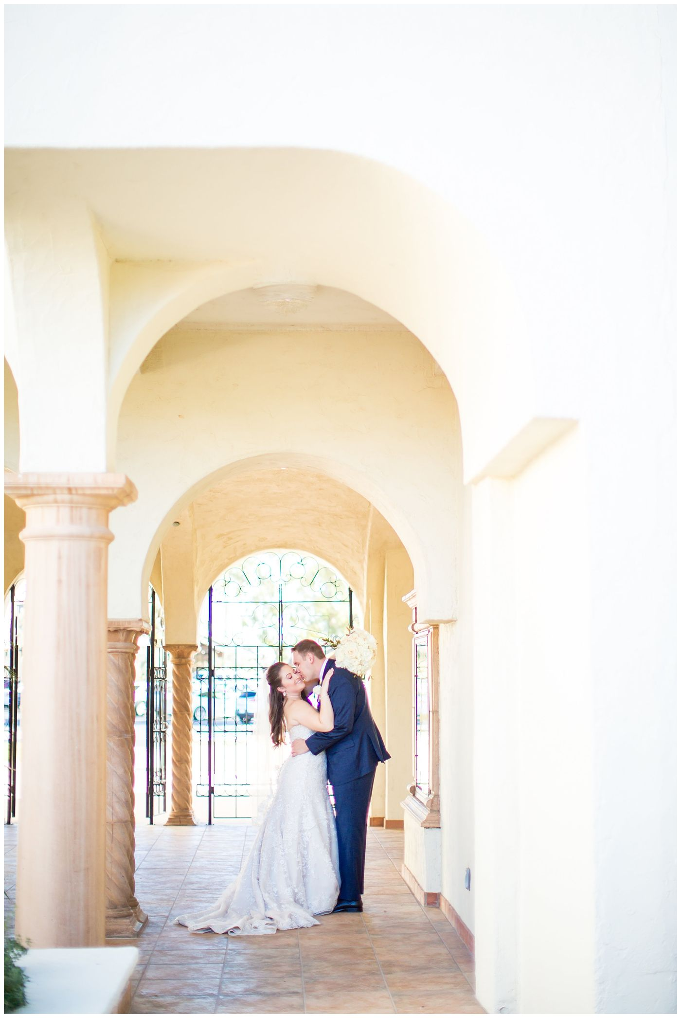 Classic romantic wedding at mccormick ranch pinterest romantic