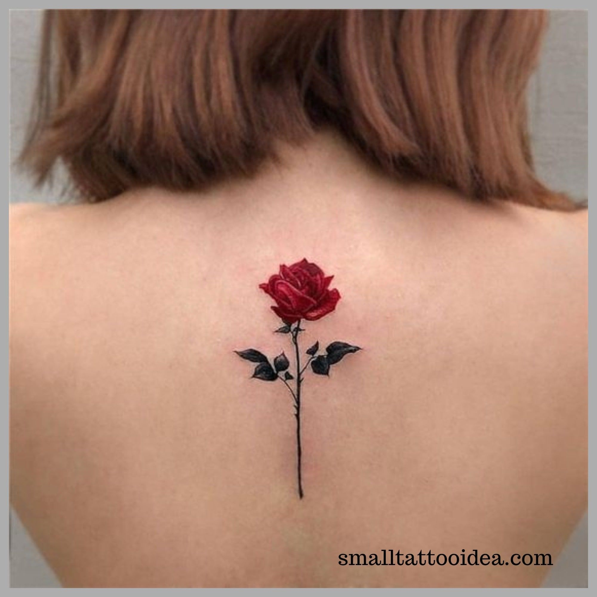 35 Small Red Rose Tattoo Ideas For Girls Tattoo Tattoos Popular Tattoos Small Tattoos Simple
