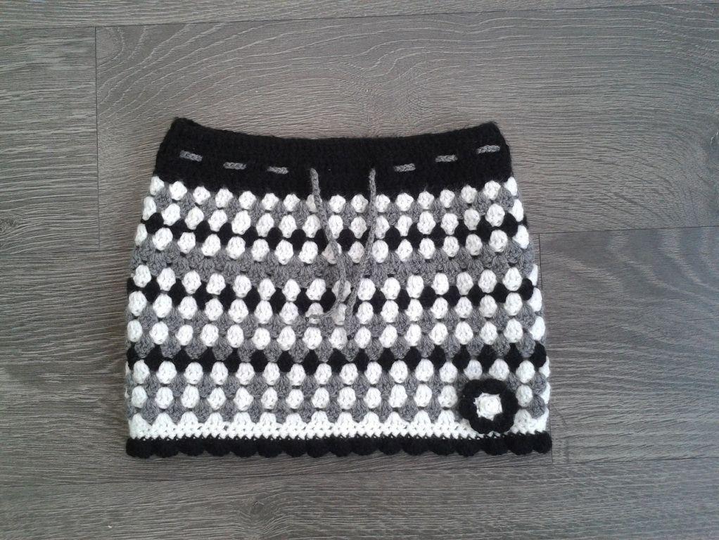 Gehaakt Rokje Crochet Granny Squares Pinterest Crochet