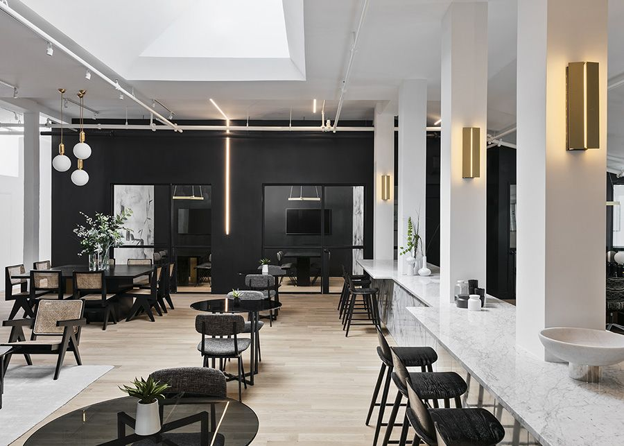 the new work project co working space brooklyn nyc globe