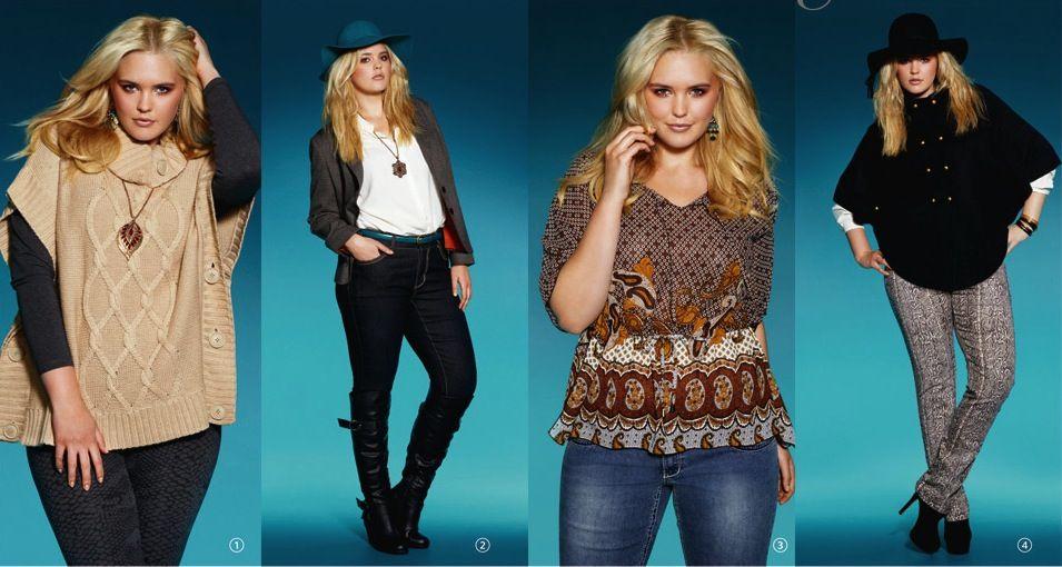 Plus Size Fall 2012 Looks at Addition Elle AE-fall-lookbook-spread-07-en – PLUS Model Magazine