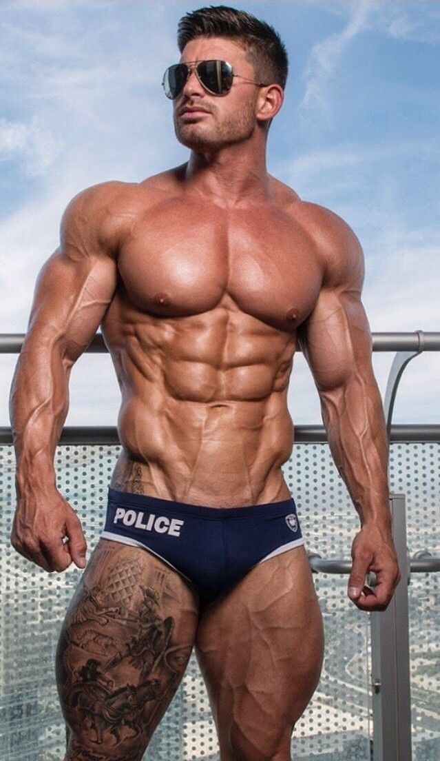 Pin on Sexy Muscle