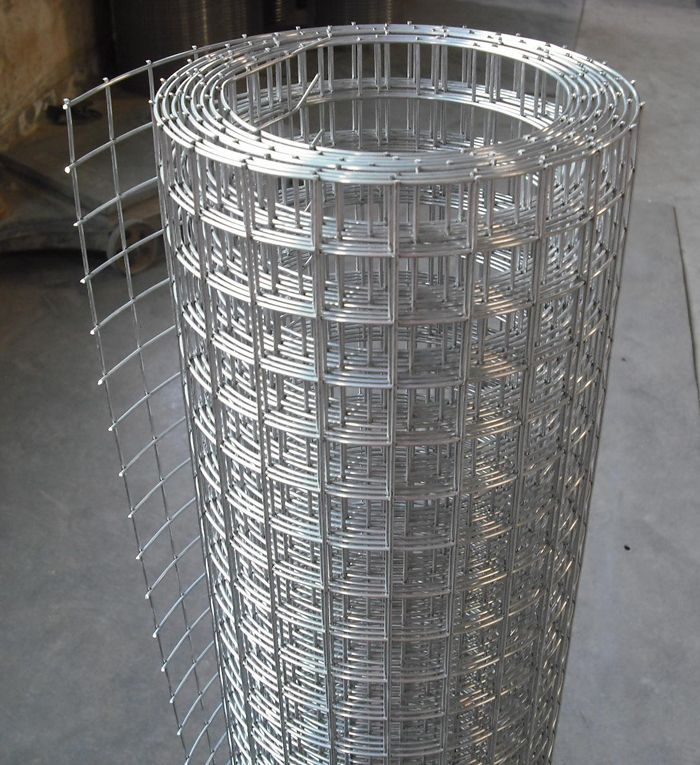 10x10 Galvanized Welded Wire Mesh Cheap Wire Mesh Fence Welded Wire Fence Wire Fence