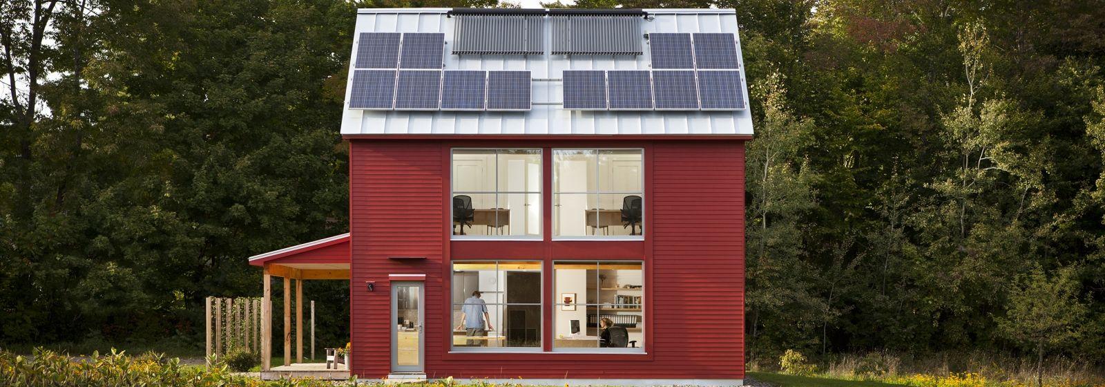 Modern Prefab Homes Modern Modular Homes Passive House Design Residential Design Passive House