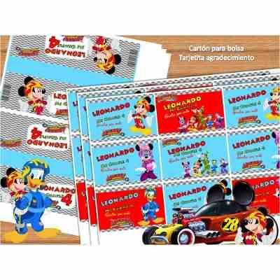 Resultado De Imagen Para Mickey Mouse Aventuras Sobre Ruedas
