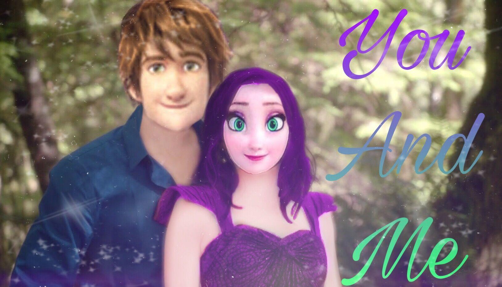 #Descendants #Hiccelsa #Mal #Ben #Hiccup #Elsa #hiccuphorrendoushaddockiii #Frozenelsa #nondisney #nondisneydescendants #ifonly #lovespell #freetoedit