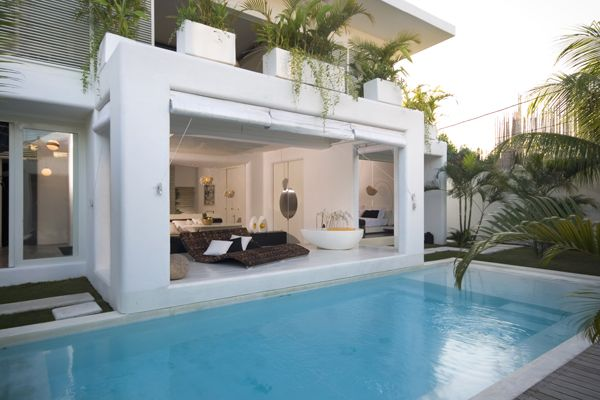 Villa lovelli arquitectura mediterr nea en bali dise os for Casa moderna mediterranea