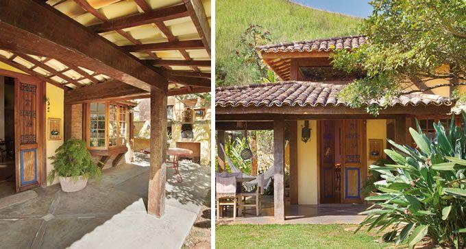 Casas rusticas estilo toscana cores para a casa pinterest casas toscana y rusticas - Construir casa de campo ...