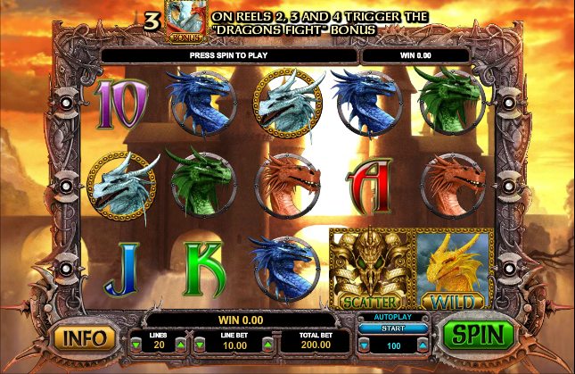 Dragon Slot - http://777-casino-spiele.com/kostenlose-spielautomat-dragon-slot-online/
