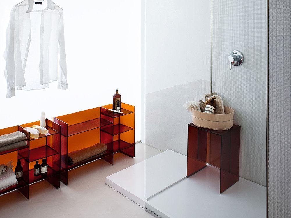 Kartell Bagno ~ Kartell by laufen: ludovica e roberto palomba «il bagno è un oggi un