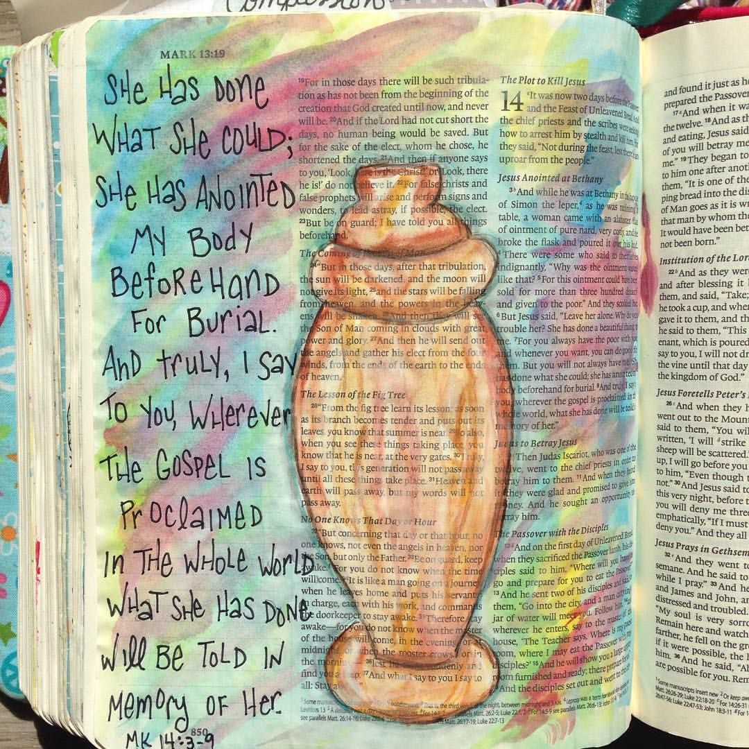 Pin On Bible Faith Art Journaling 2