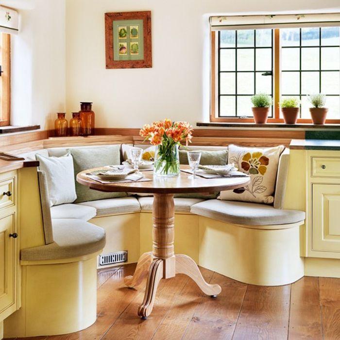 100 Unikale Ideen Für Sitzecke In Der Küche Eckbank