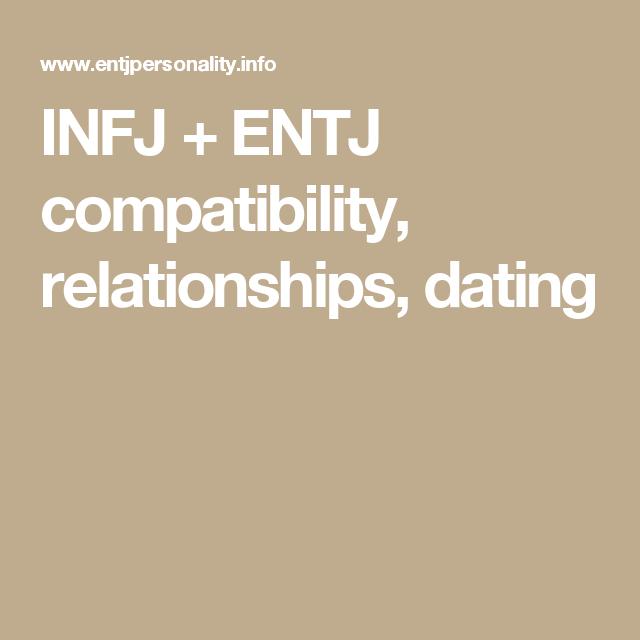 INFJ + ENTJ compatibility, relationships, dating | The human mind