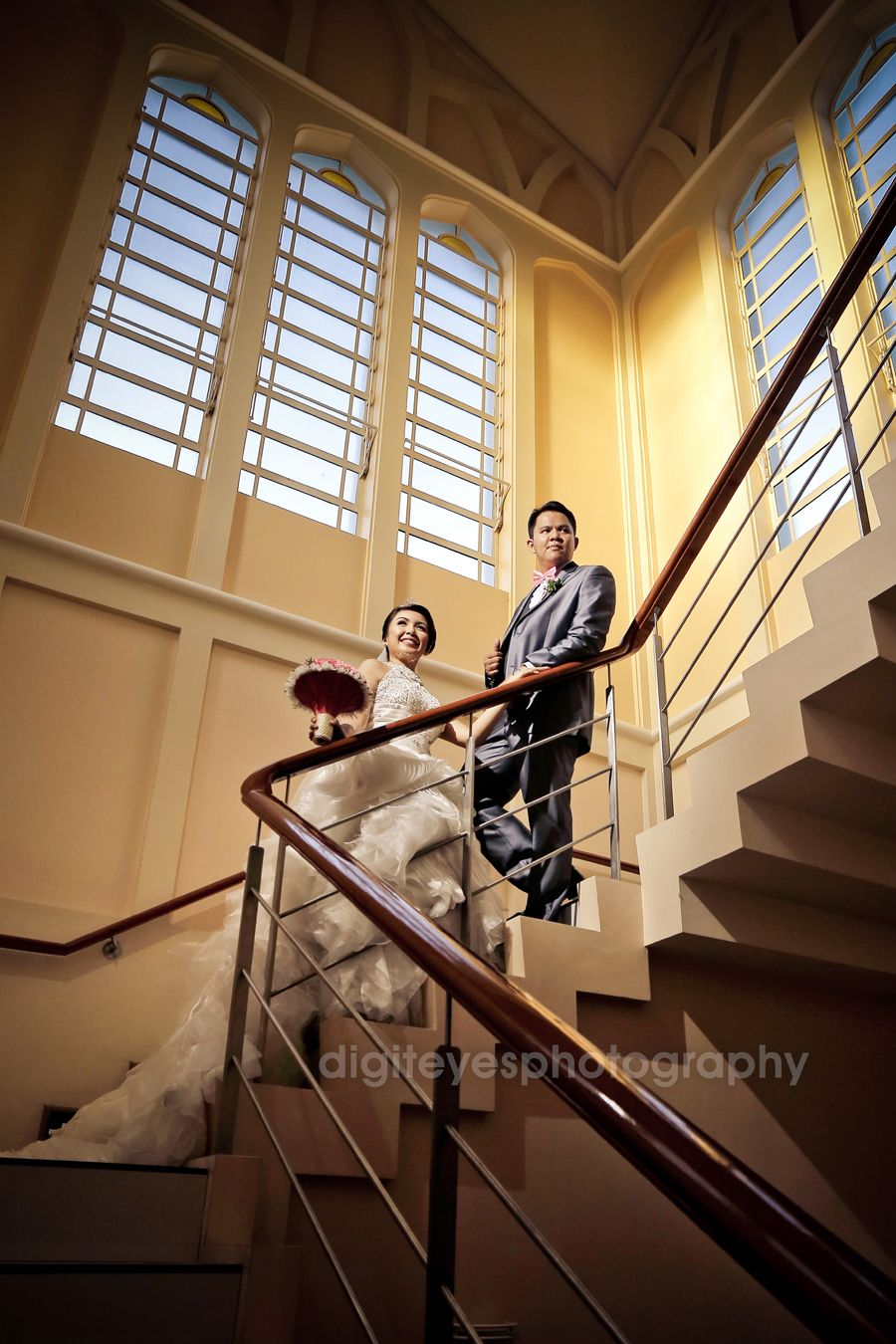 Jeff And Marjorie Iglesia Ni Cristo Wedding By Digit
