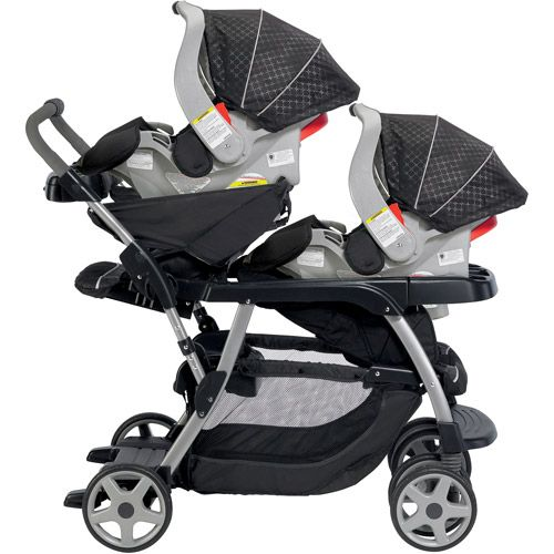 Graco Ready2grow Lx Stand And Ride Double Stroller