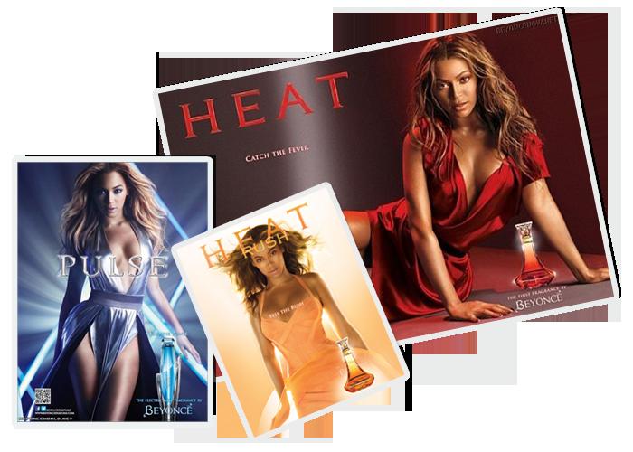 Heat é o perfume assinado por Beyoncé
