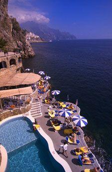 4 5 Star Hotels In Amalfi Coast Italy Lugares Hermosos